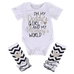 Petite Bello Bodysuit set I'm My Daddy's Girl 2pcs Bodysuit Set