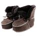 Petite Bello booties Dark Brown / 18-24 Months Winter Sheepskin Boots