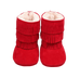Petite Bello Boots Red / 0-6 Months Winter Tassle Boots