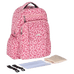 Petite Bello Diaper Bag Pink Insular Mommy Diaper Bag