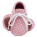 Petite Bello Footwear Pink / 0-6 Months Baby Pattern Moccasins