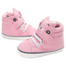 Petite Bello Footwear Pink / 12-18 Months Baby Fox Shoes