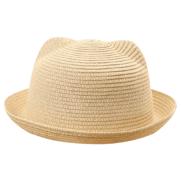 Petite Bello HATS beige Colorful Straw Hats