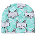 Petite Bello Hats Fox Baby Cool Printed Hats