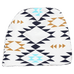 Petite Bello Hats Geometric Baby Cool Printed Hats