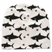 Petite Bello Hats Sharks Baby Cool Printed Hats