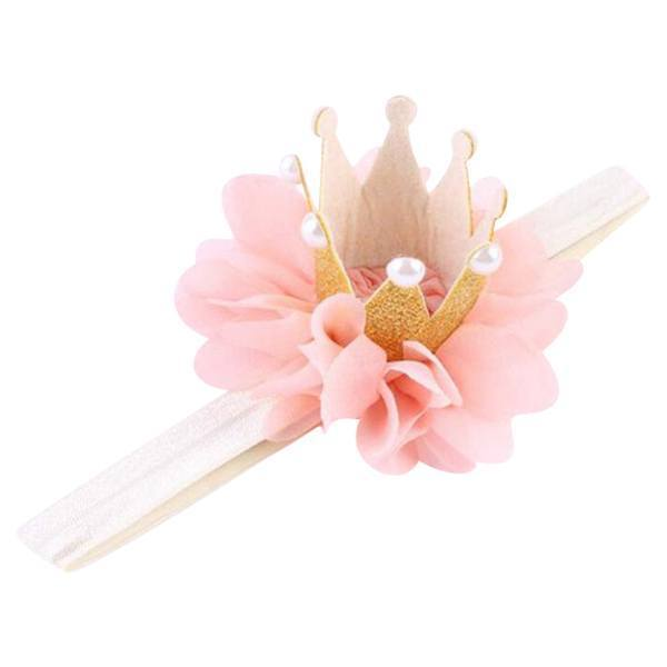 Petite Bello headband A Crown Princess Headband