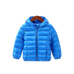 Petite Bello jackets & outerwear Blue / 2T Kids Winter Hooded Jacket