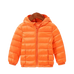 Petite Bello jackets & outerwear Orange / 8T Kids Winter Hooded Jacket