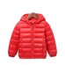 Petite Bello jackets & outerwear Red / 9T Kids Winter Hooded Jacket