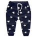 Petite Bello pants boys blue / 2T Star Pattern Pants