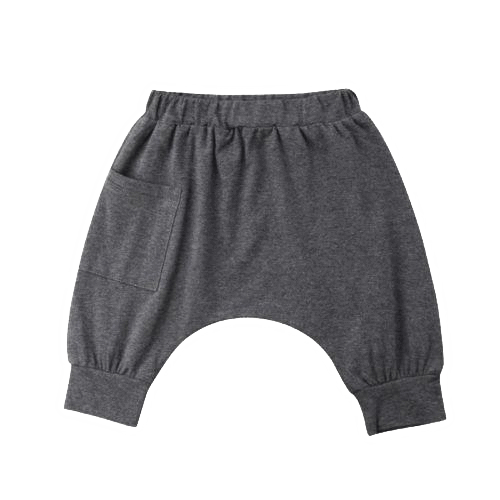 Petite Bello Pants Dark Grey / 0-6 Months Boys Casual Jogger