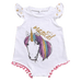 Petite Bello Playsuit 0-6 Months Unicorn Magical Playsuit