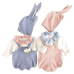 Petite Bello Playsuit Cute Bunny Ear Playsuit