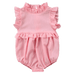 Petite Bello Playsuit Pink / 0-6 Months Amaya Sleeveless Playsuit