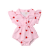 Petite Bello Playsuit Pink / 18-24 Months Blouse Pattern Playsuit