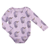 Petite Bello Playsuit Purple / 0-6 Months Unicorn Floral Playsuit