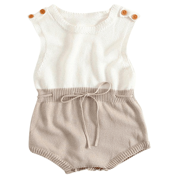 5b9b4eb9a61 Petite Bello Playsuit Green   0-6 Months Pastel Knitted Playsuit. Images    1   2   3   4 ...