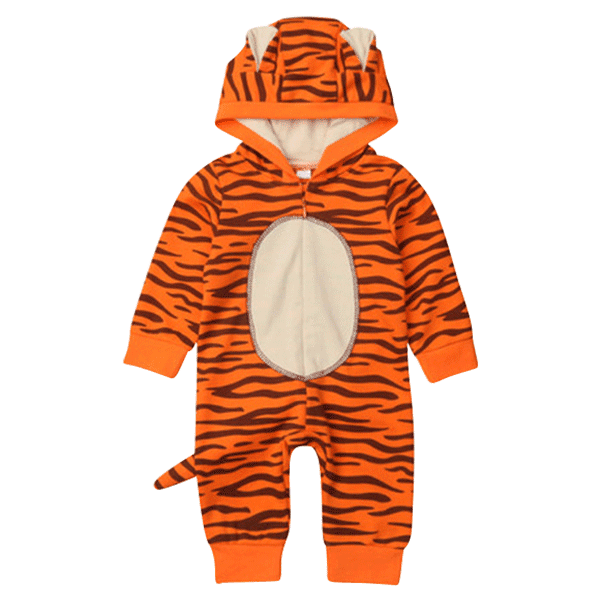96307442225 Petite Bello romper 0-6 Months Tiger Baby Romper. Images   1   2 ...
