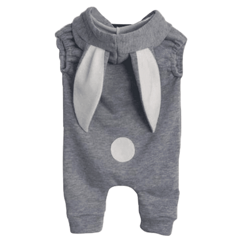 Petite Bello ROMPER 12-18 Months Long Ear Bunny Romper