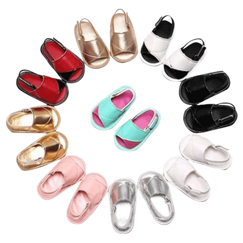 Petite Bello Shoes Baby Girl Summer Sandals