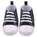 Petite Bello Shoes Black / 0-3 Months Baby Sneakers
