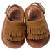 Petite Bello SHOES Brown / 0-6 Months Baby Cute Summer Sandals