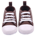 Petite Bello Shoes Coffee / 0-3 Months Baby Sneakers