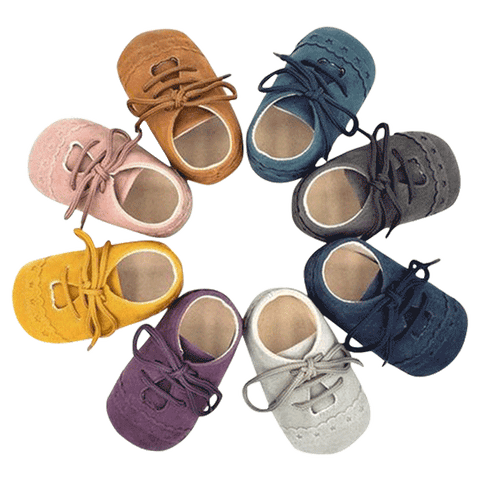 Petite Bello Shoes Cute Baby Moccasins