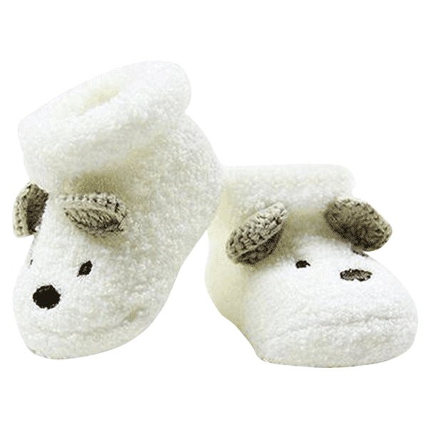 Petite Bello Shoes Cute Bear Furry Shoes