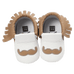Petite Bello Shoes Khaki / 12-18 Months Little Mustache Pre-walkers
