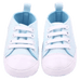 Petite Bello Shoes Light Blue / 0-3 Months Baby Sneakers