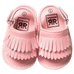 Petite Bello SHOES Light pink / 0-6 Months Baby Cute Summer Sandals