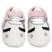 Petite Bello shoes Pink / 0-3 Months Baby Unicorn Moccasins