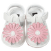 Petite Bello Shoes Pink / 0-6 Months Cute Floral Sandals