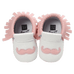 Petite Bello Shoes Pink / 12-18 Months Little Mustache Pre-walkers