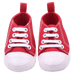 Petite Bello Shoes Red / 0-3 Months Baby Sneakers