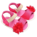 Petite Bello Shoes Red / 12-18 Months Little Flower Sandals