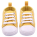 Petite Bello Shoes Yellow / 0-3 Months Baby Sneakers