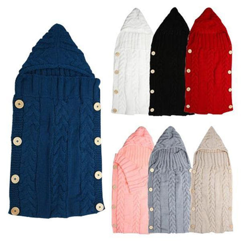 Petite Bello sleeping bag Warm Knitted Baby Sleeping Bag