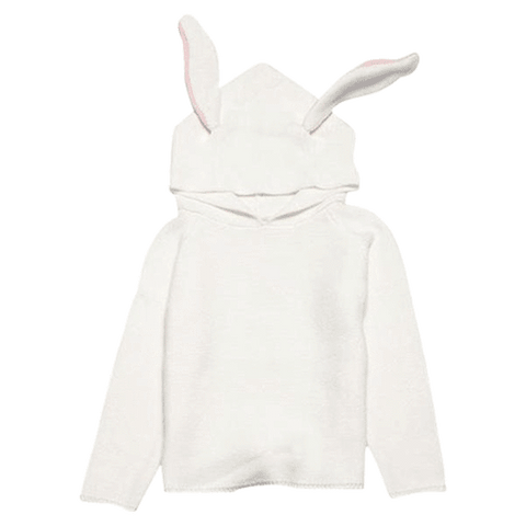 Petite Bello SWEATER Beige / 12-18 Months Bunny Sweater