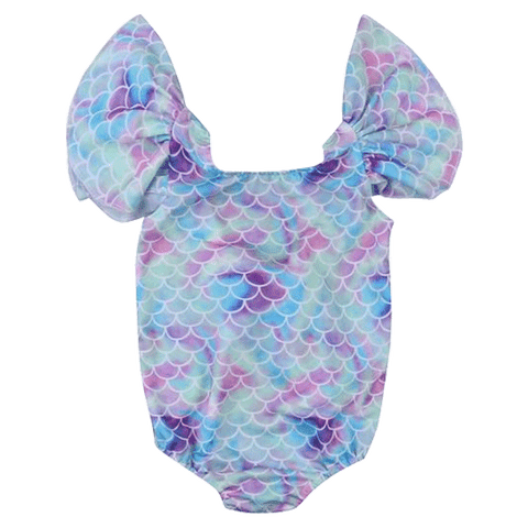 Petite Bello Swimsuit 6-12 Months Little Mermaid Swimsuit
