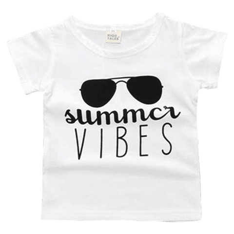 Petite Bello T-Shirt 18-24 Months Summer Vibes T-Shirt
