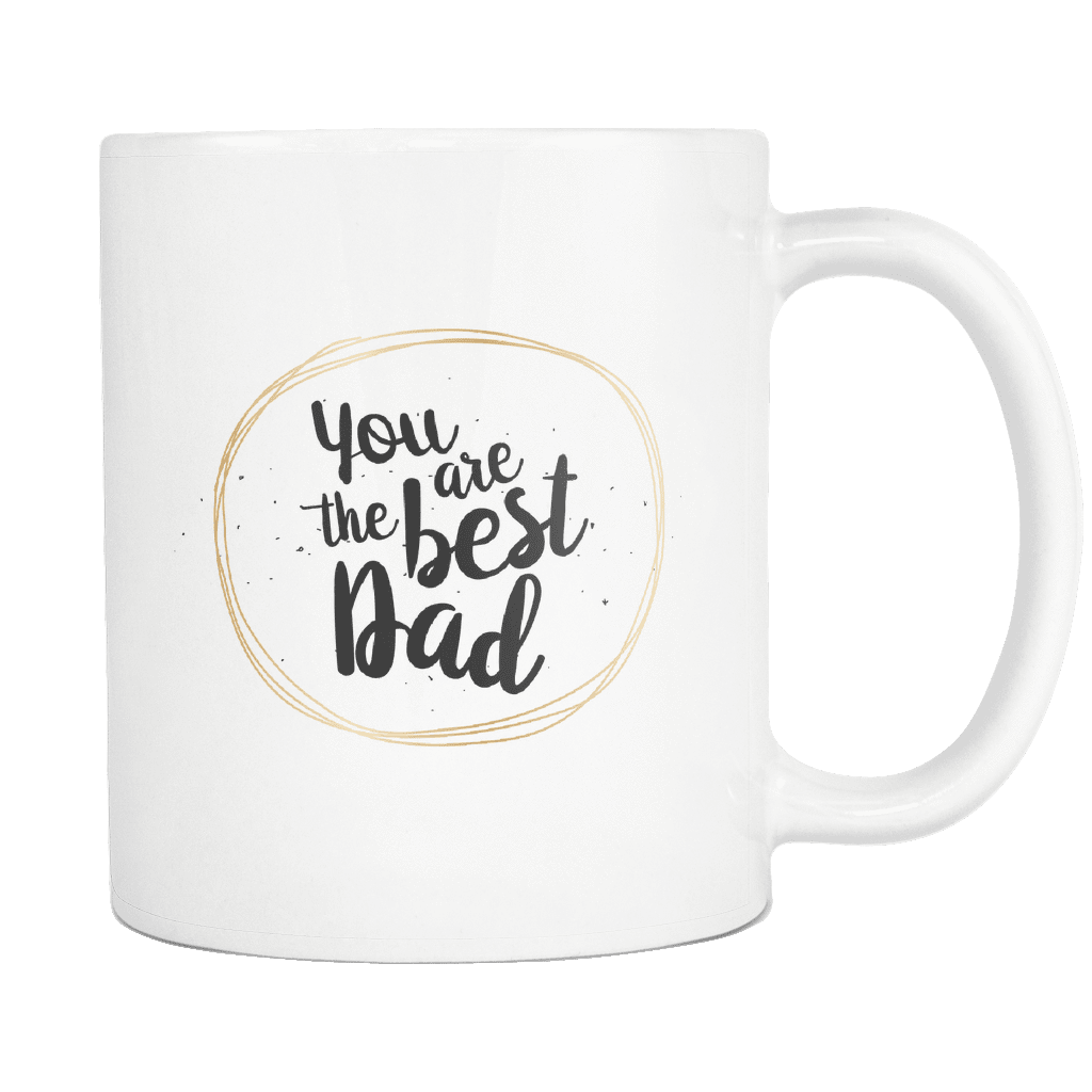 teelaunch Drinkware You're The Best You're The Best White Mug