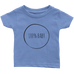 teelaunch T-shirt Infant T-Shirt / Baby Blue / 6M 100% Baby Infant T-Shirt