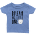 teelaunch T-shirt Infant T-Shirt / Baby Blue / 6M Dream Big Bear Infant T-Shirt