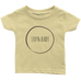 teelaunch T-shirt Infant T-Shirt / Lemon / 6M 100% Baby Infant T-Shirt