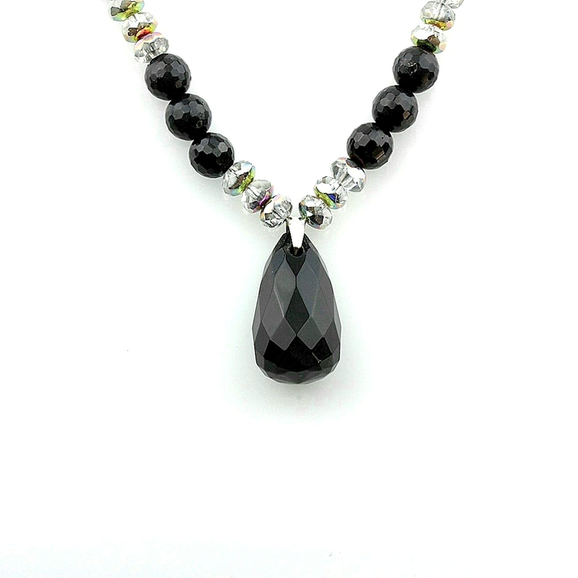 pendant onyx victorian with rl click unusual item full faceted expand and pearl black to