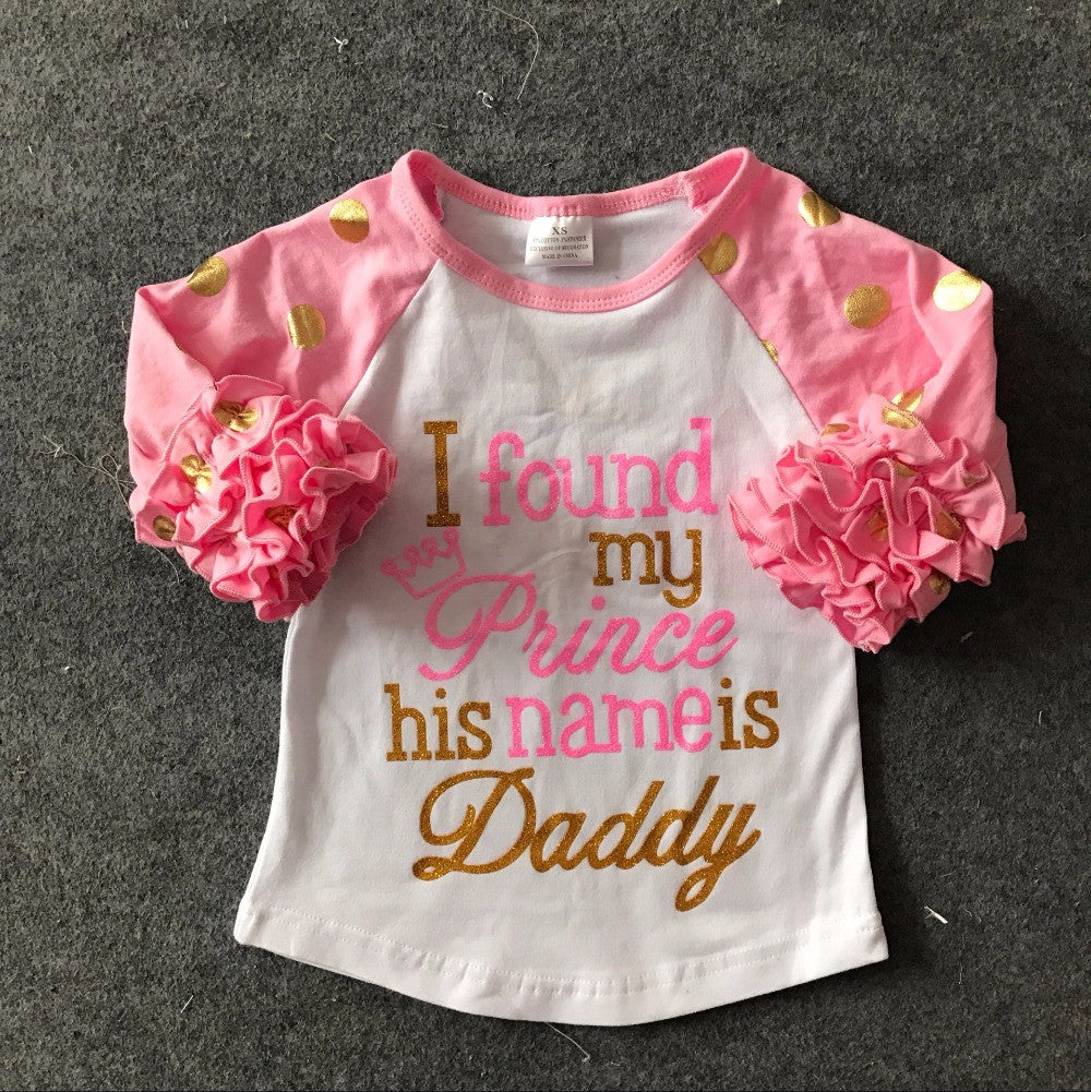 raglans I found my Prince his name is Daddy