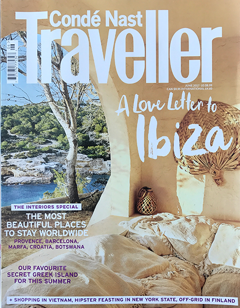Condé Naste Traveller June 2017
